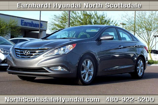 2011 Hyundai Sonata Limited Edition