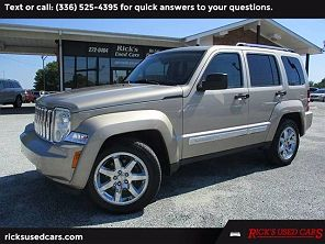 Image of Used 2011 Jeep Liberty Limited Edition