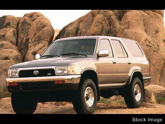 1993 Toyota 4Runner SR5
