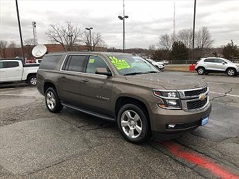 2016 Chevrolet Suburban LT en venta en Needham Heights, MA Image