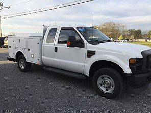 Image of Used 2008 Ford F-350 Super Duty