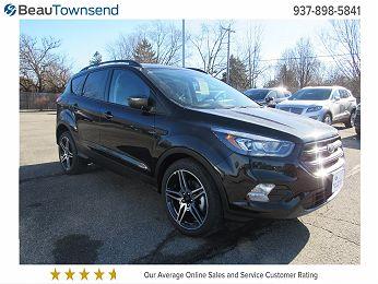 2019 Ford Escape SEL en venta en Vandalia, OH Image