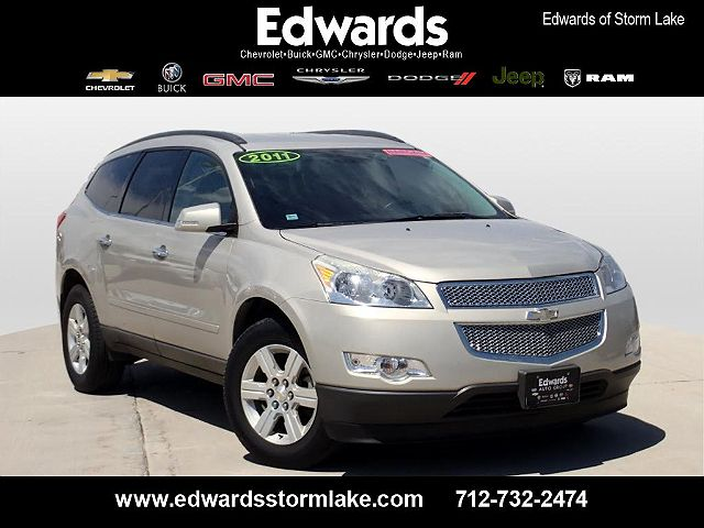 2011 Chevrolet Traverse LT LT2