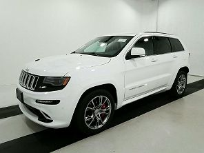 Image of Used 2015 Jeep Grand Cherokee SRT SRT
