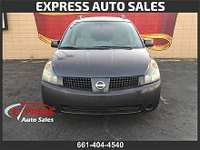 Image of Used 2004 Nissan Quest S