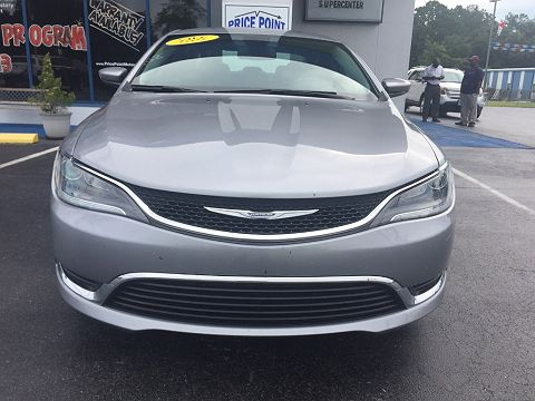 Image of Used 2016 Chrysler 200 Limited