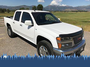 2012 GMC Canyon SLT en venta en Jackson, WY Image