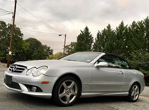 Image of Used 2006 Mercedes-Benz CLK-class 500