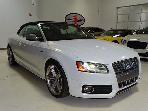 Image of Used 2011 Audi S5 Prestige