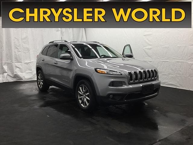 2018 Jeep Cherokee Limited Edition