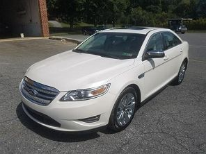 Image of Used 2011 Ford Taurus Limited Edition