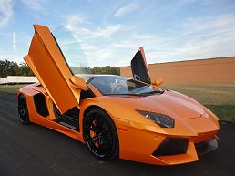 Image of Used 2014 Lamborghini Aventador LP700