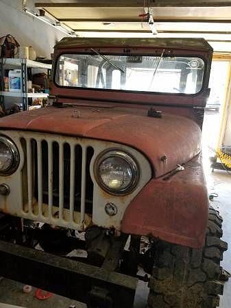 1963 Jeep CJ