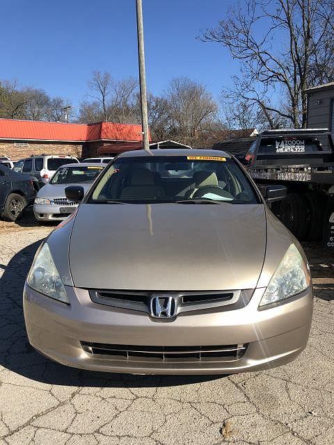 2003 Honda Accord DX
