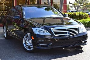 Image of Used 2012 Mercedes-Benz S-class S 550