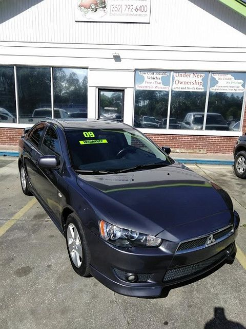 Image of Used 2009 Mitsubishi Lancer ES