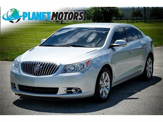 2013 Buick LaCrosse Leather Group