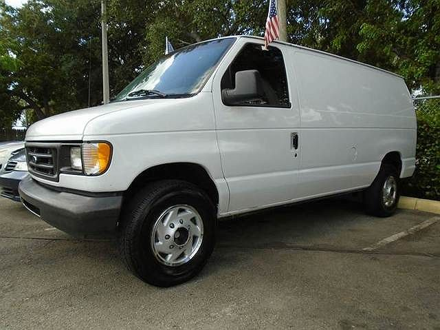 2003 Ford Econoline E-250 Commercial