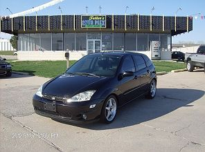 Image of Used 2003 Ford Focus SVT