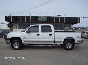 Image of Used 2004 Chevrolet Silverado 2500HD LS
