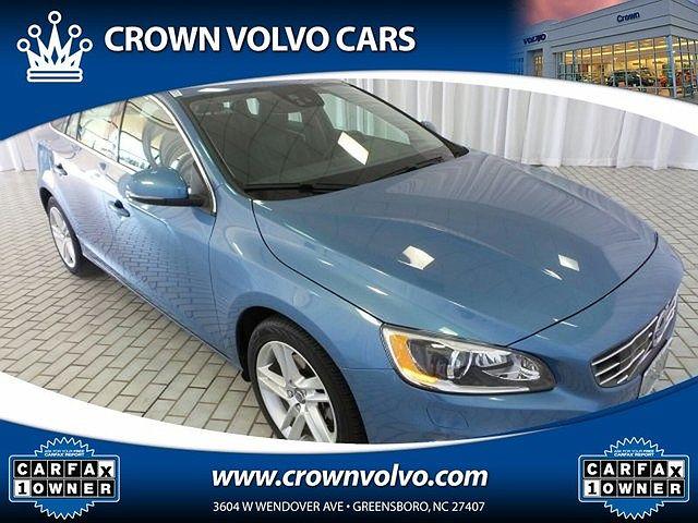 2015 Volvo V60 T5 Platinum