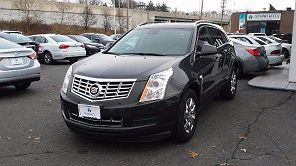 Image of Used 2014 Cadillac SRX Luxury