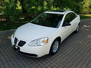 Image of Used 2005 Pontiac G6 Base