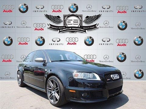 Image of Used 2008 Audi RS4