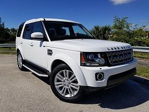 Image of Certified 2015 Land Rover LR4 HSE