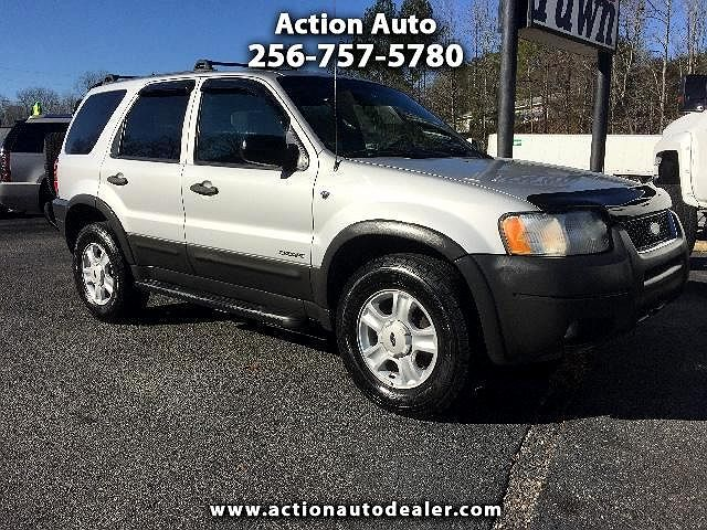 2002 Ford Escape XLT Sport