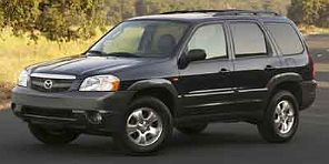 Image of Used 2004 Mazda Tribute LX