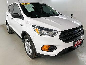 2017 Ford Escape S en venta en Edinburg, TX Image