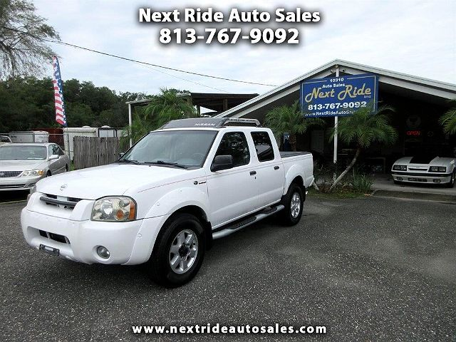 2004 Nissan Frontier Supercharged
