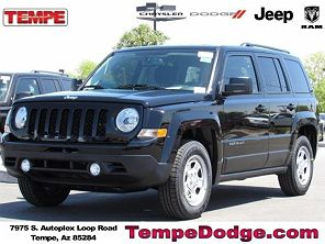 Image of New 2016 Jeep Patriot Sport