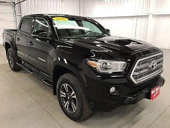 2016 Toyota Tacoma TRD Sport en venta en Edinburg, TX Image