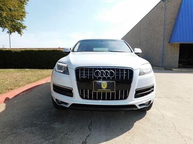 2013 Audi Q7 Premium Plus