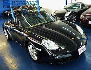 Image of Used 2005 Porsche 718 Boxster Base