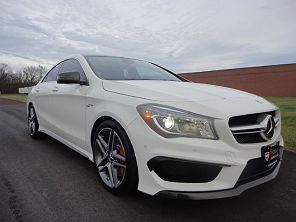 Image of Used 2014 Mercedes-AMG CLA45 4Matic 45 AMG