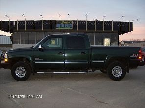 Image of Used 2001 Chevrolet Silverado 2500HD