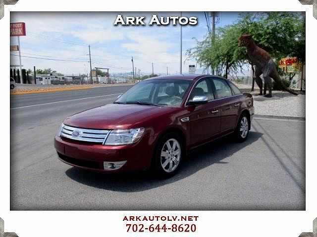 2008 Ford Taurus Limited Edition