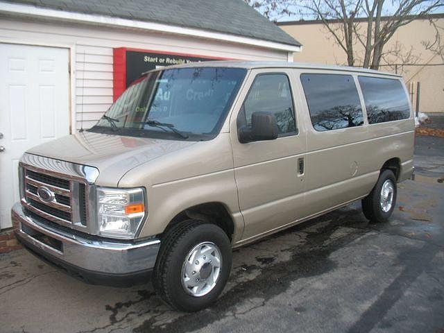2008 Ford Econoline E-350