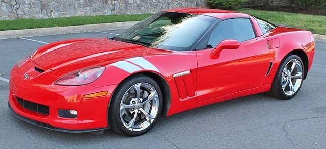 2012 Chevrolet Corvette Grand Sport LT3