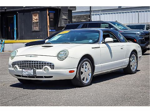 Image of Used 2002 Ford Thunderbird