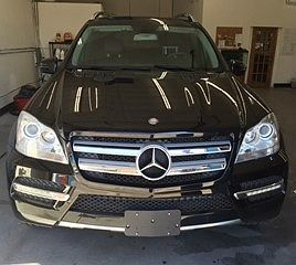 Image of Used 2012 Mercedes-Benz GL-class GL 450