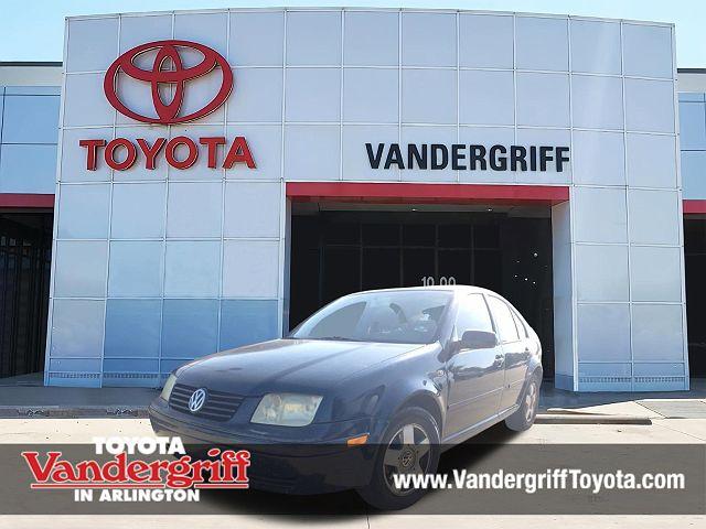 2002 Volkswagen Jetta GLS