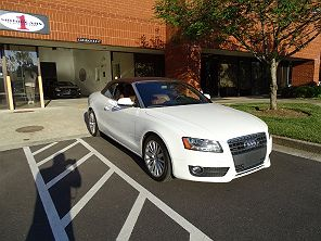 Image of Used 2011 Audi A5 Premium Plus