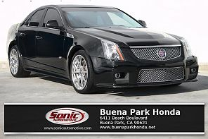 Image of Used 2009 Cadillac CTS-V V