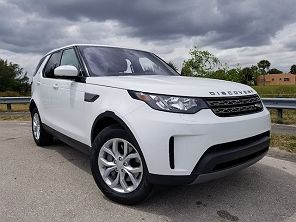 Image of New 2018 Land Rover Discovery SE