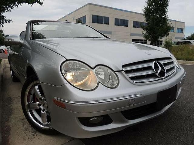 2006 Mercedes-Benz CLK 350
