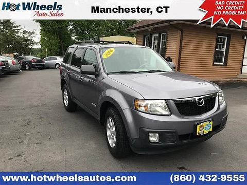 Image of Used 2008 Mazda Tribute Sport